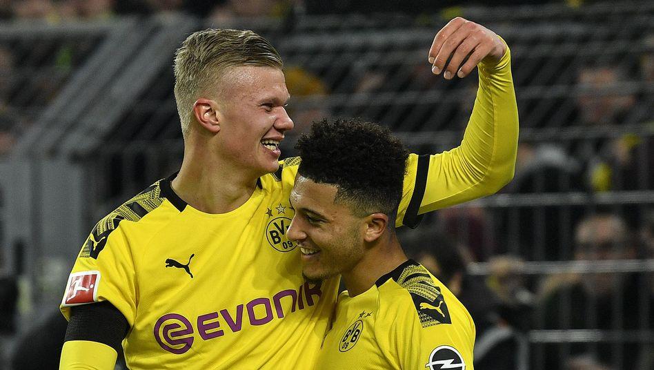 -Haland Bundesliga