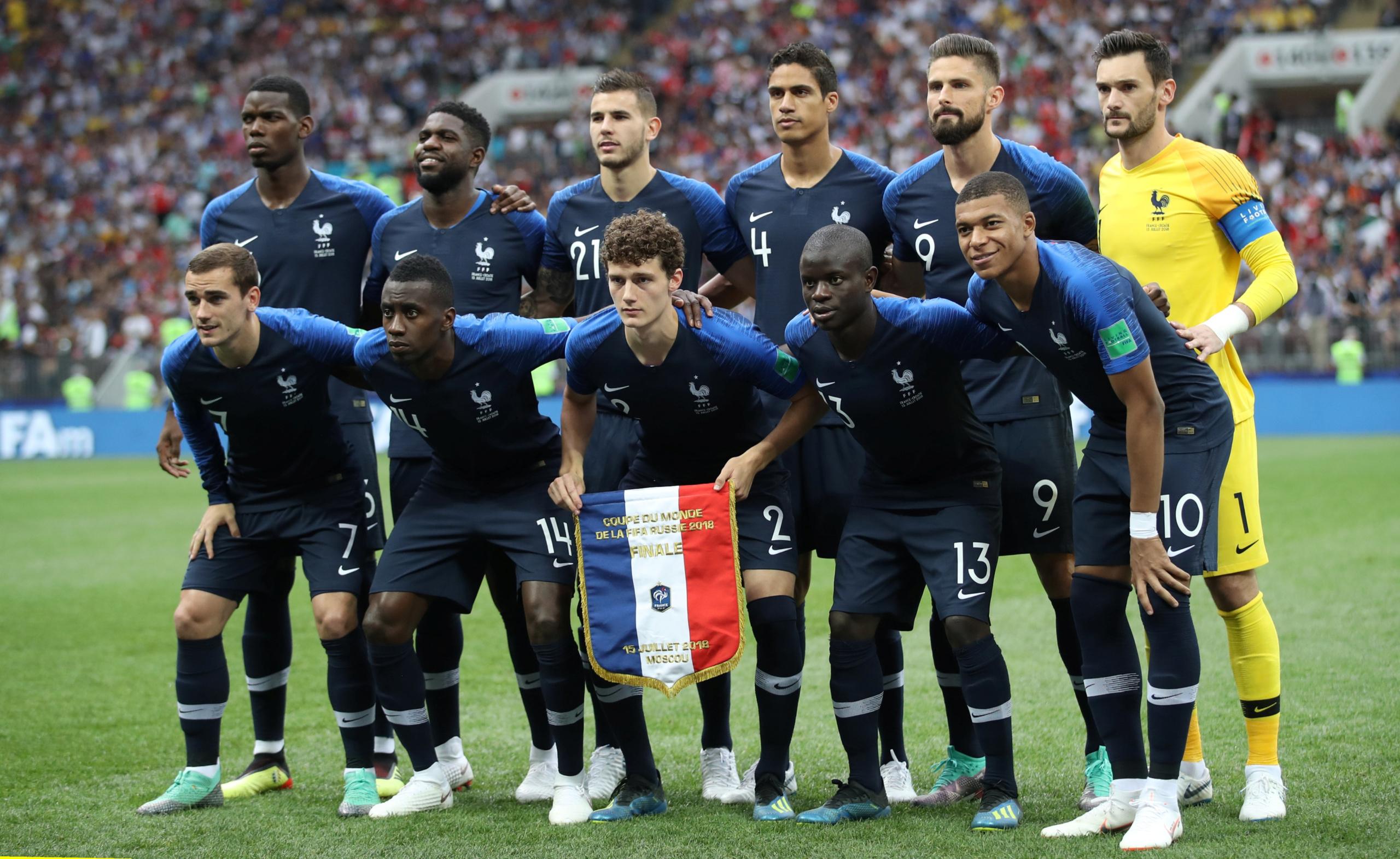 1st- France